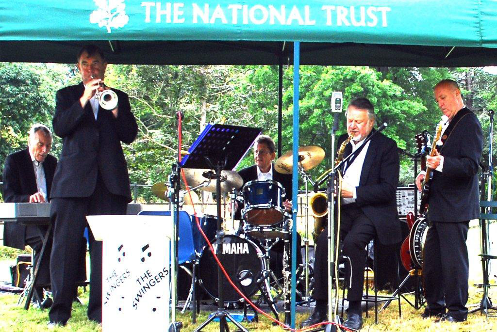 Osterley Park Gig for National Trust