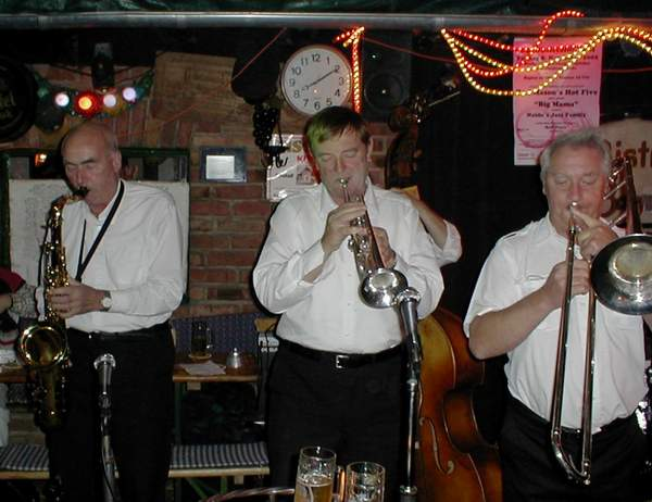 The Croyland Jazz Band
